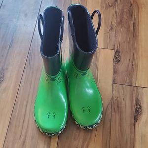 Boy's rain boots